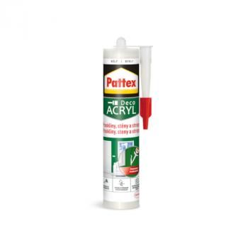 PATTEX AKRYL NA PRASKLINY, STĚNY A STROPY 280ML