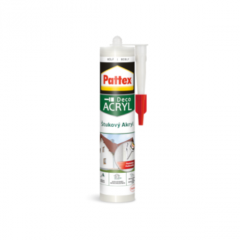PATTEX ŠTUKOVÝ AKRYL 280ML
