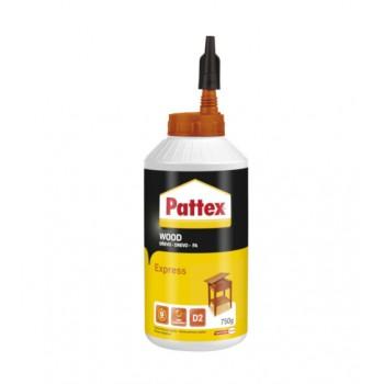 PATTEX EXPRESS LEPIDLO NA DŘEVO 750Ml