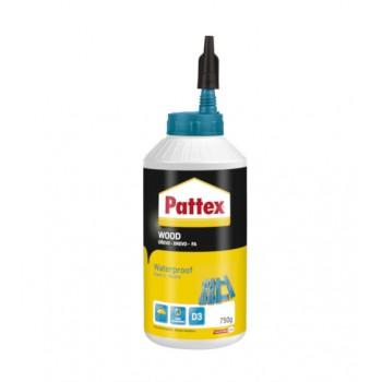 PATTEX SUPER3 LEPIDLO NA DŘEVO 750Ml